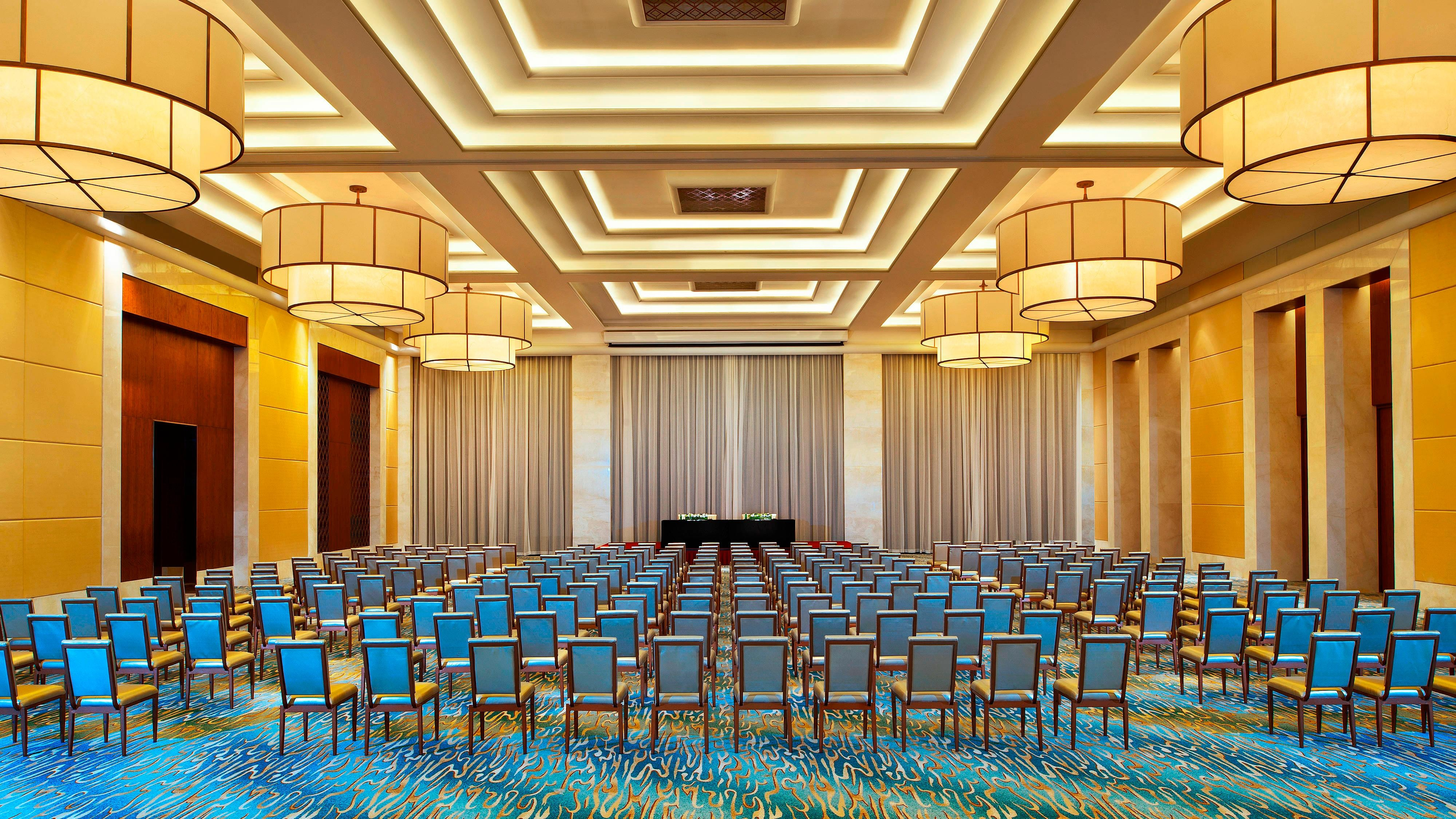 Meeting Space & Event Venue In Sanya Yalong Bay