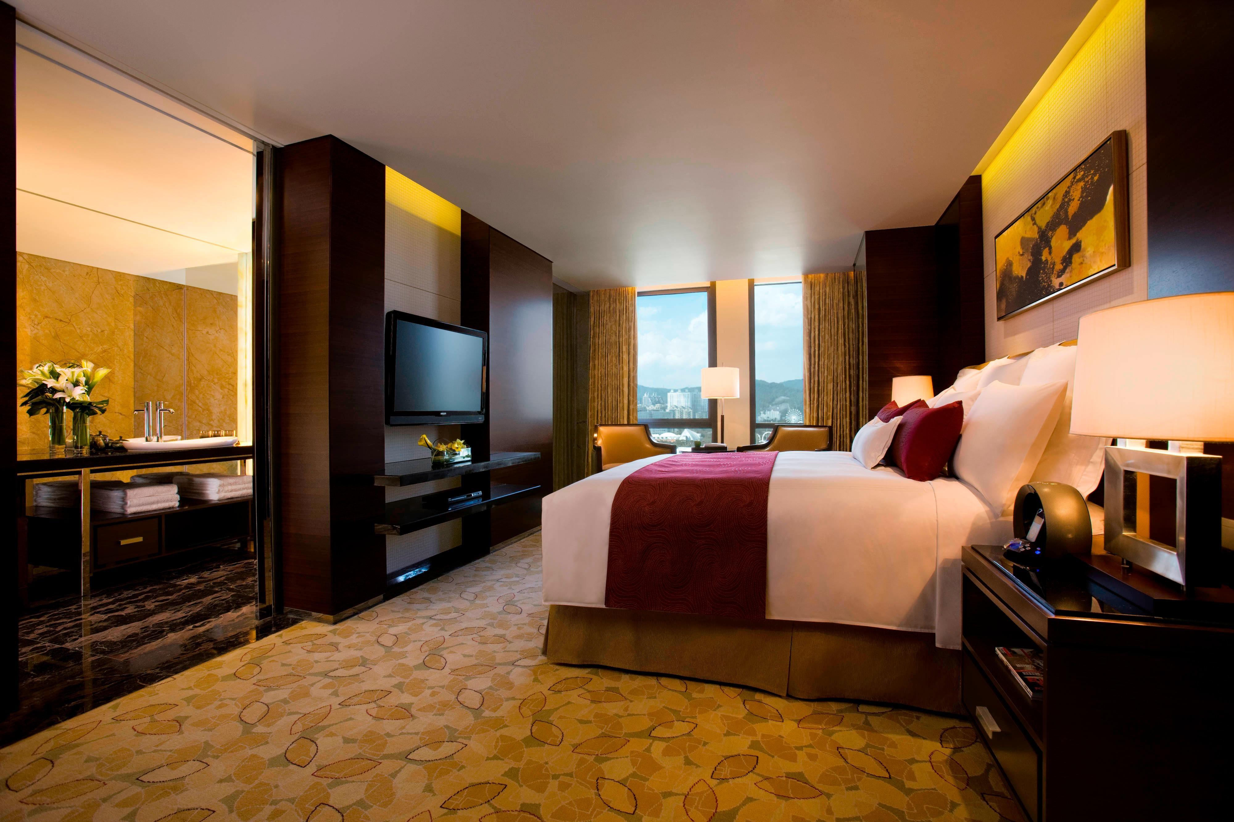 Guangdong Luxury Hotel Hong Kong - China