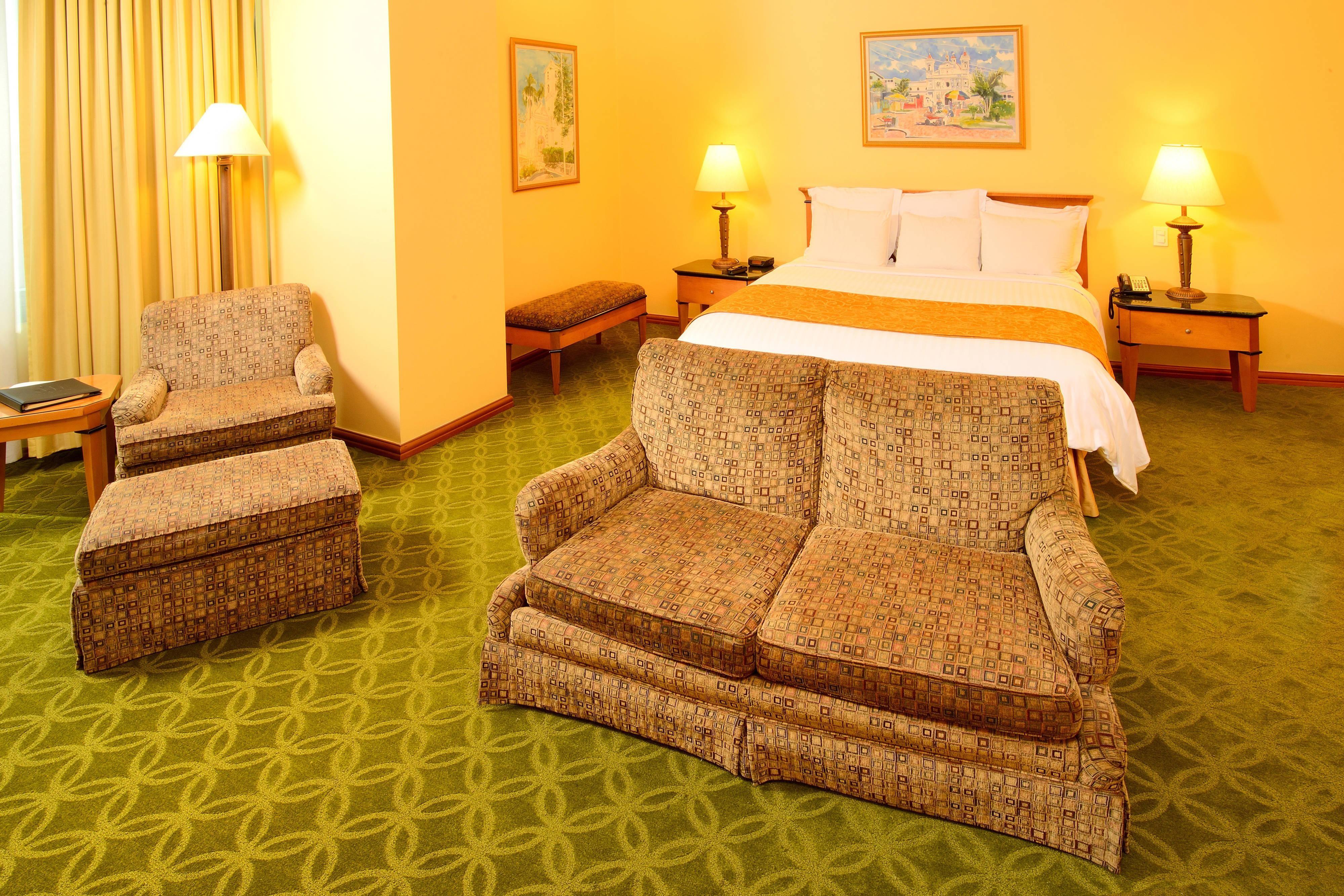 Tegucigalpa Honduras Pictures  Marriott Tegucigalpa Hotel Photo Tour