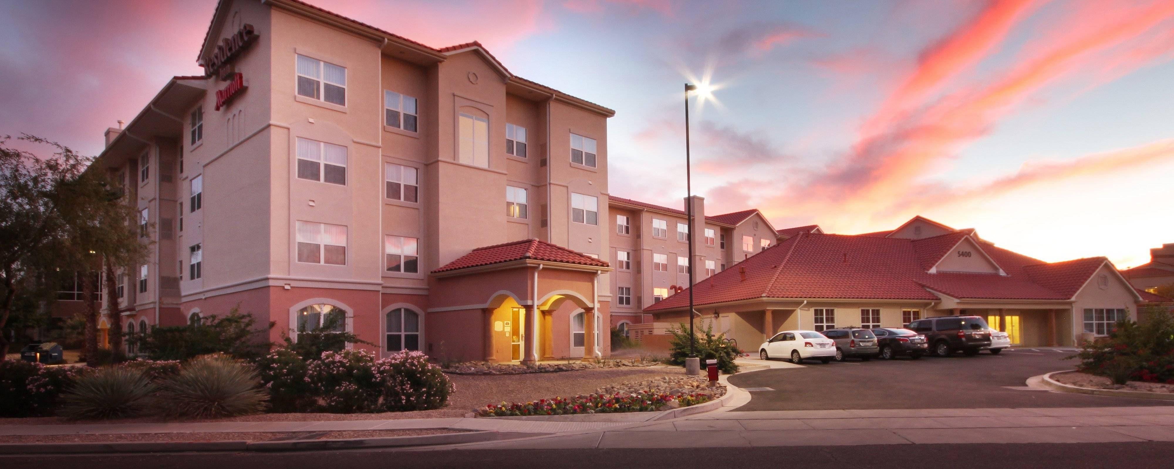 Hotel near St Joseph Hospital Tucson AZ  Residence Inn