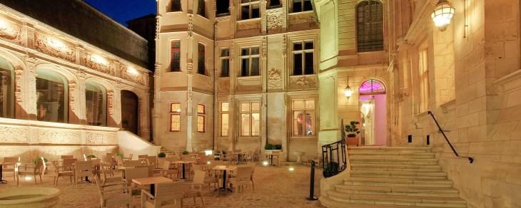 Hotel boutique en Rouen | Hotel de Bourgtheroulde, Autograph ...