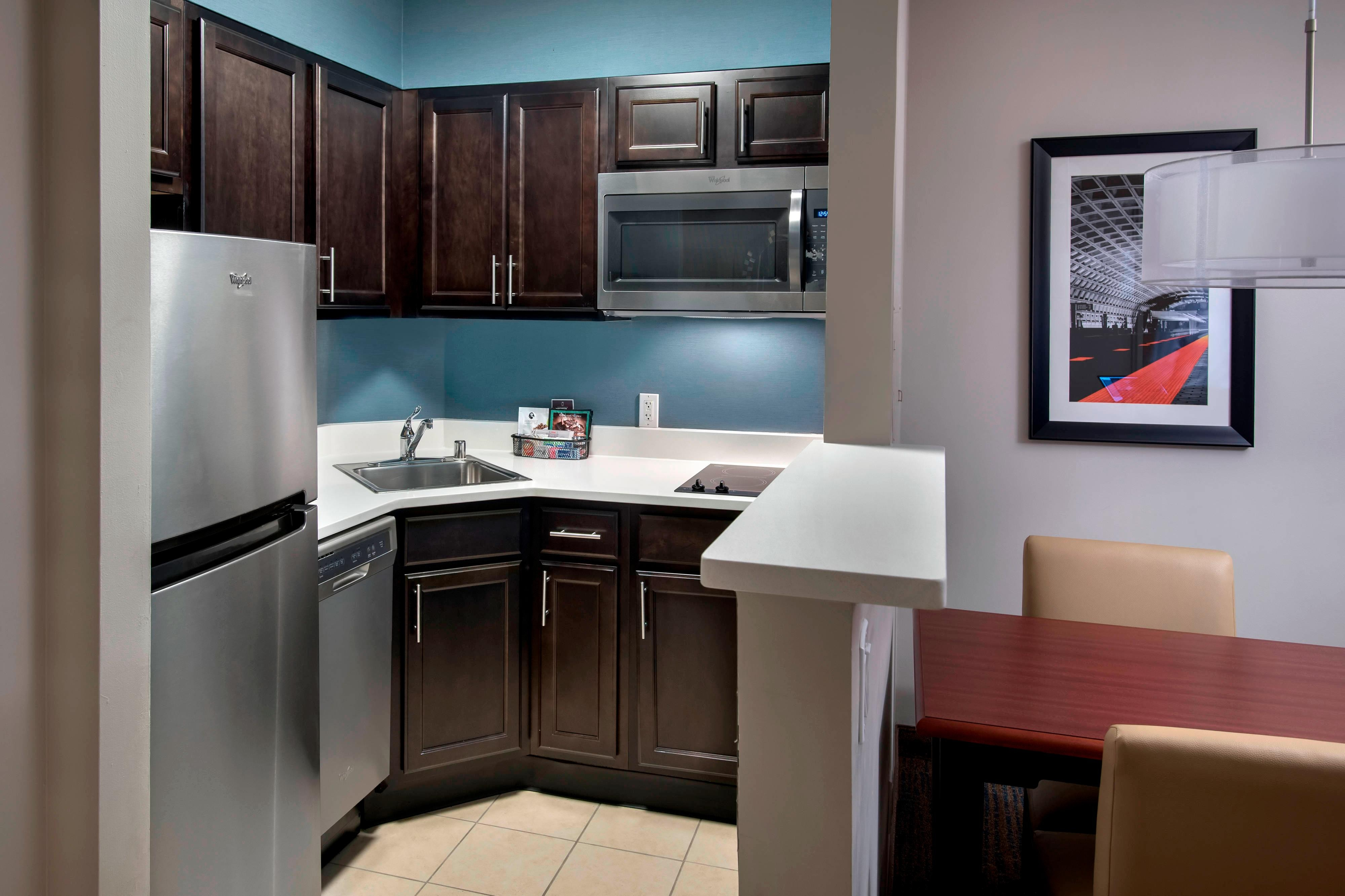 Downtown Hotels in Bethesda  Residence Inn Bethesda Downtown