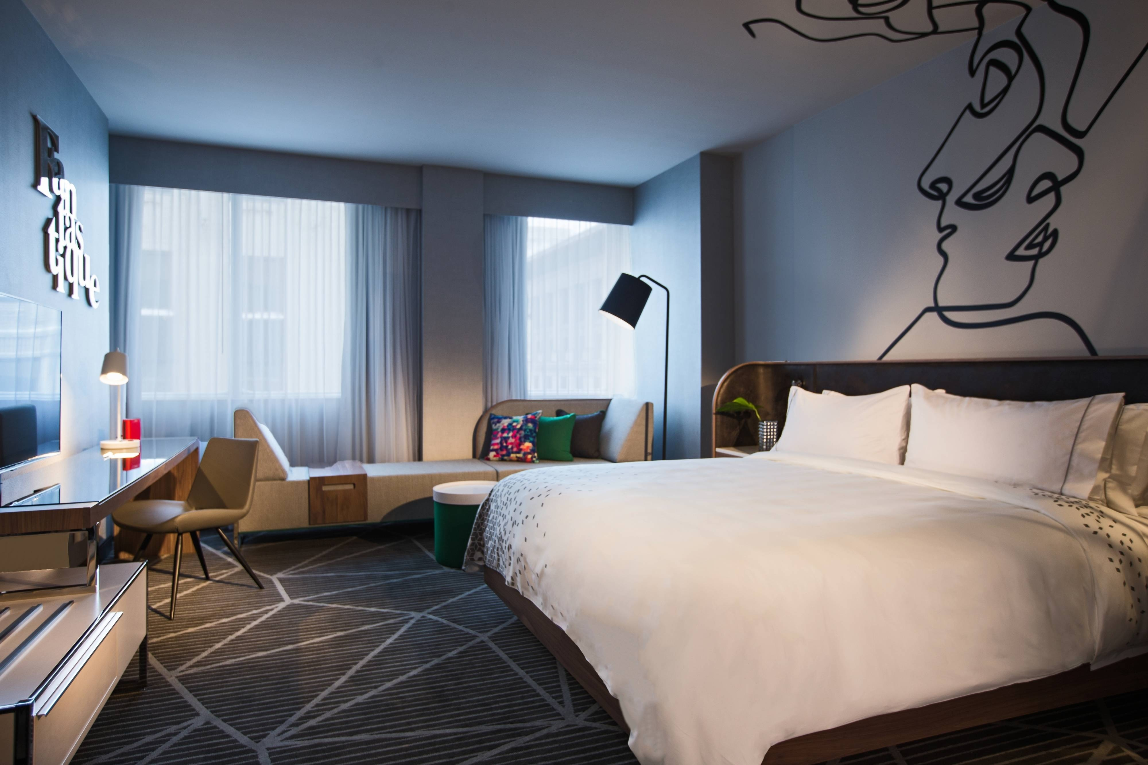 Luxury Hotels Downtown Montreal Canada Renaissance