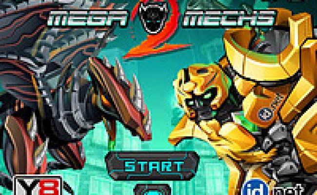 Mega Mechs 2 Hacked Unblocked Moarlevels