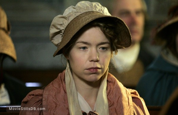 Becoming Jane - Publicity still of Anna Maxwell Martin