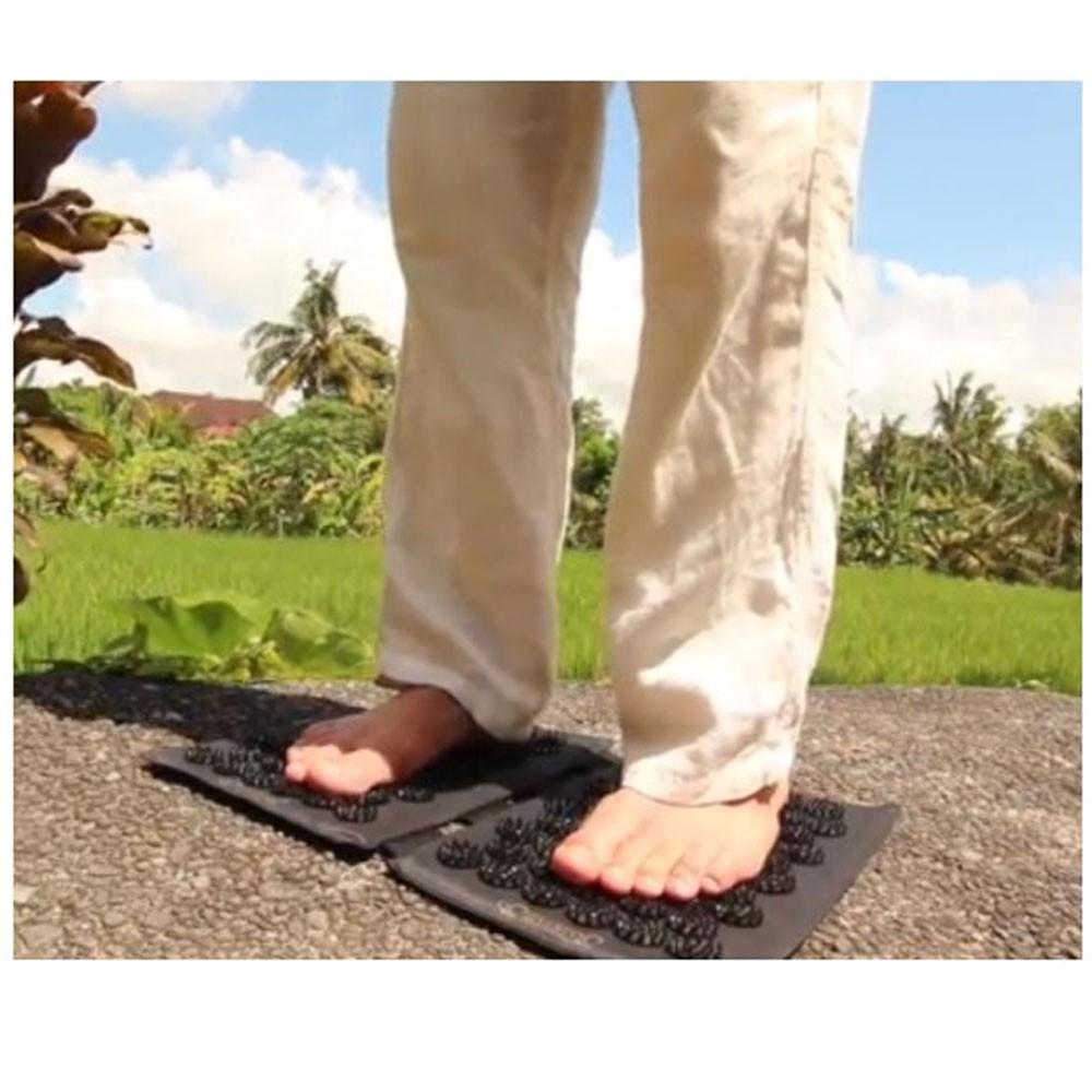 tapis de pieds shakti acupression