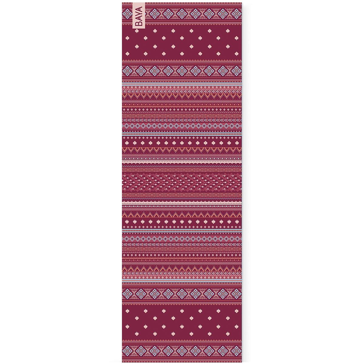 tapis de yoga intense woodstock