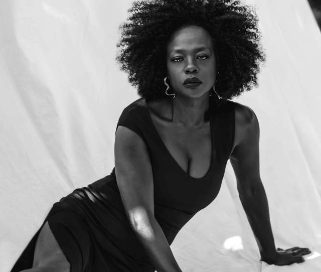 Viola Davis On Sexual Liberation The Value Of Women Of Colour Metoo