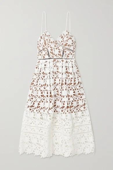 Azaelea Guipure Dress