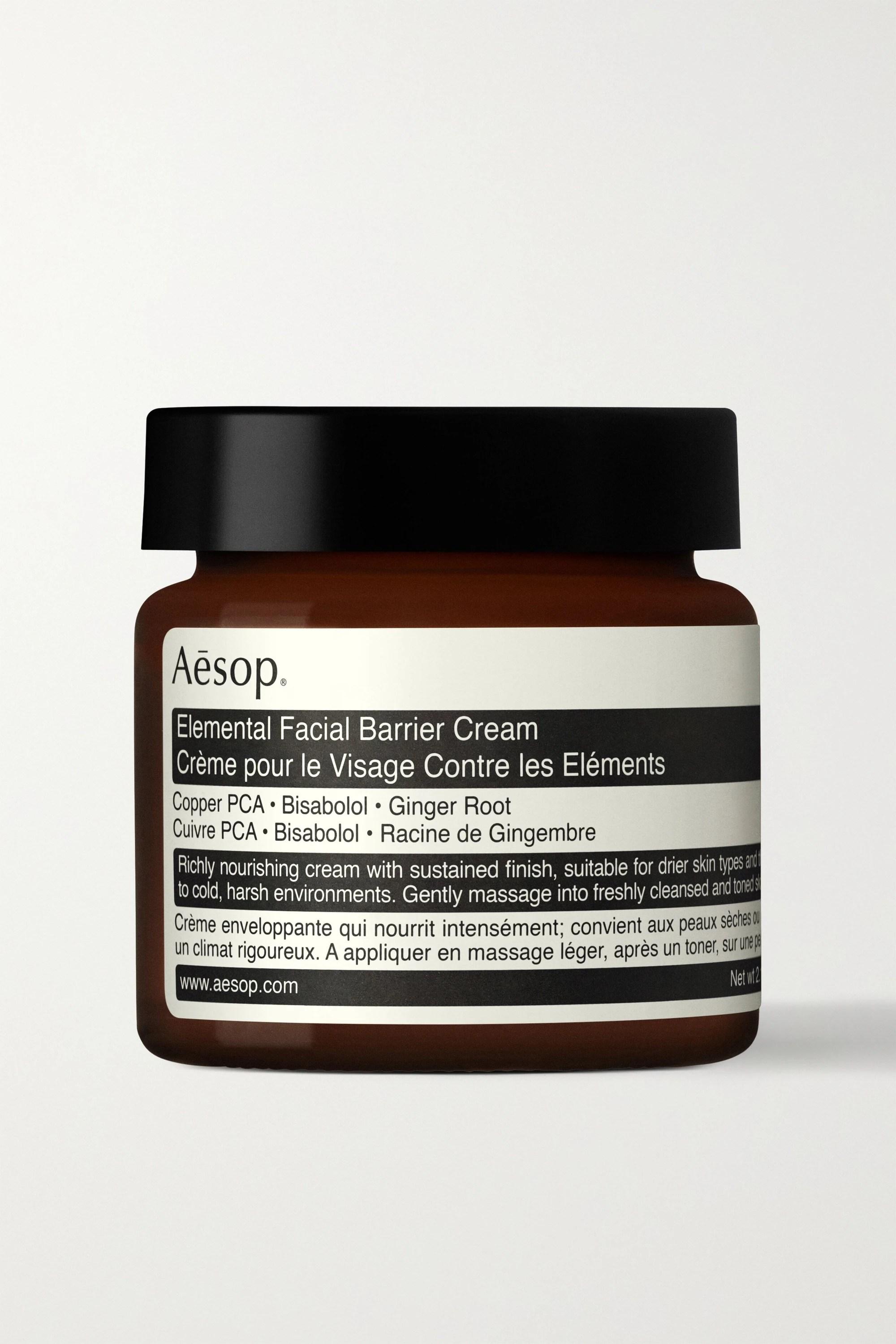Colorless Elemental Facial Barrier Cream 60ml | Aesop ...