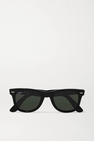 the wayfarer acetate sunglasses