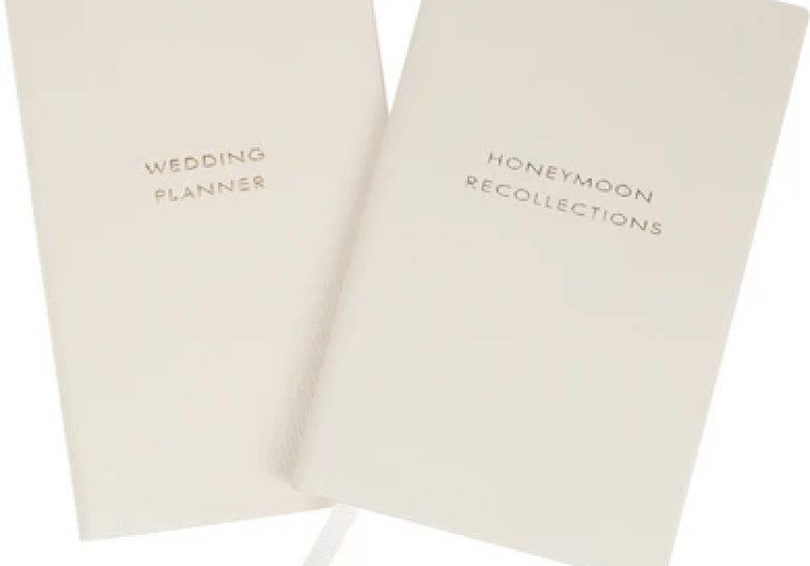 Smythson Wedding Planner