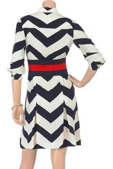 Diane von Furstenberg Alondra shirt dress