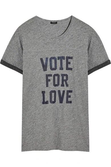 vote for love cotton
