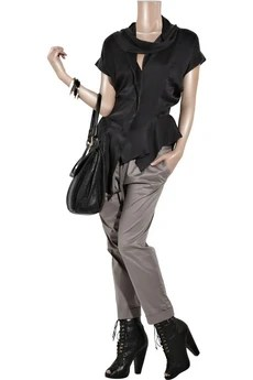 Vivienne Westwood AnglomaniaEmpress silk-satin blouse