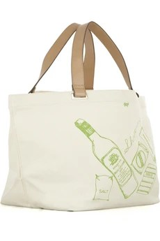 Anya Hindmarch Shopping canvas tote