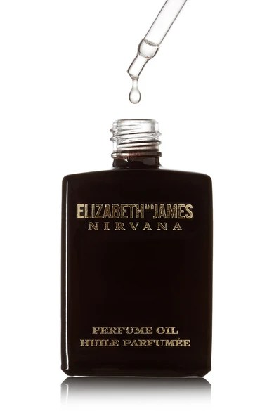 Elizabeth And James Nirvana Nirvana Black Perfume Oil