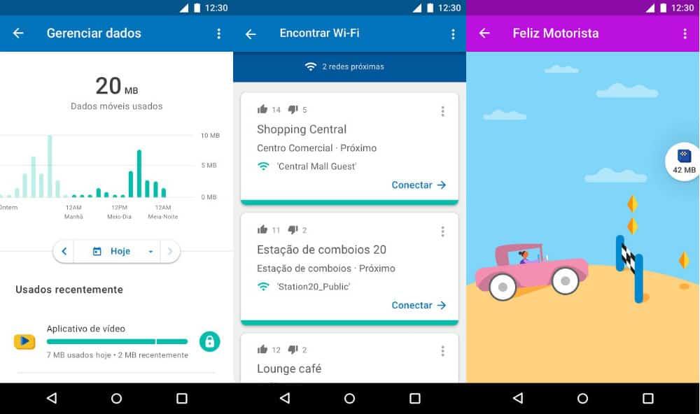 Datally: Controlar a utilização de dados do smartphone