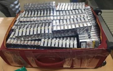 HZA-SW: Mehr als für den Eigenbedarf / Zoll stellt 118 Stangen Zigaretten sicher