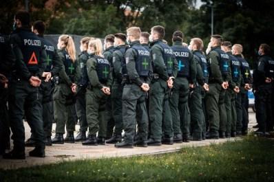LPD-EF: Landeseinsatzübung der Thüringer Polizei