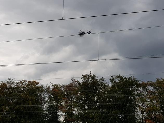BPOL NRW: Güterzug in Bottrop entgleist - Bundespolizei ermittelt wegen des Verdachts des gefährlichen Eingriffs in den Bahnverkehr