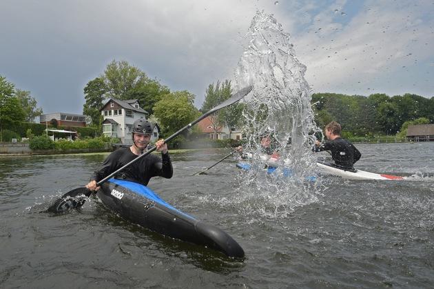 Day of the Bay: Wassersport zum Ausprobieren