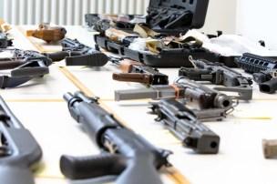 POL-FR: Emmendingen/Waldkirch: Verstoß gegen das Kriegswaffenkontrollgesetz
