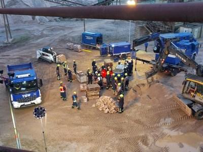 FW-KLE: Unterstützung Katastrophen-/Hochwasserschutz