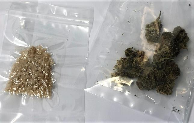 ZOLL-M: 20-jähriger Rauschgifthändler verhaftet 3,5 Kilogramm Amphetamin sichergestellt