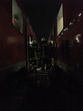 FW-EN: Evakuierung einer liegengebliebenen Regionalbahn
