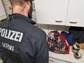 POL-ME: Gemeinsamer Großeinsatz mehrerer Sicherheitsbehörden gegen kriminelle Personen und Gruppen - Langenfeld - 1904172