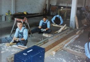 THW LVBEBBST: THW-Jubiläum im Juni: 30 Jahre Technisches Hilfswerk (THW) in den neuen Bundesländern