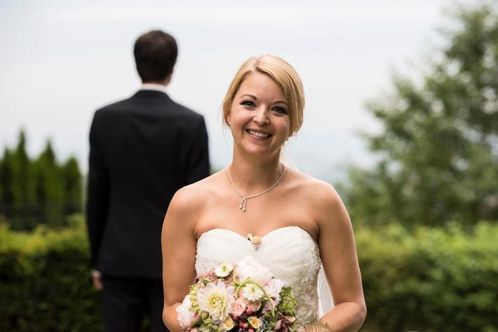 Sagt bei Hochzeit auf den ersten Blick zum ersten Mal