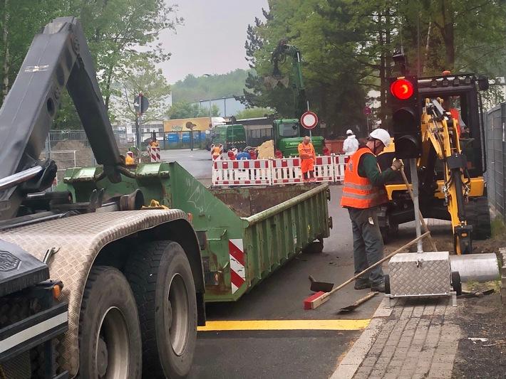 Feuerwehr Bochum Aktuelle Feuerwehrmeldungen  berichte