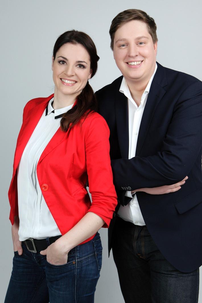 Neue Moderatoren bei Antenne Brandenburg  Presseportal