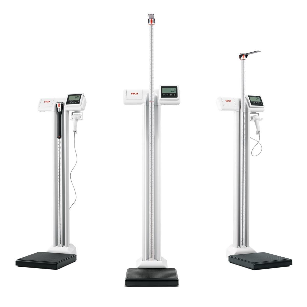 seca launches EMR validated line of column scales designed