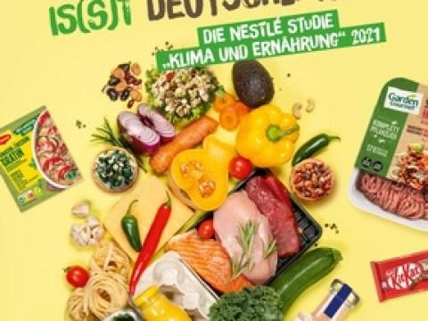 """Nestlé Studie 2021 """"So klimafreundlich is(s)t Deutschland"""" zeigt: Drei Viertel der Verbraucher:innen wollen Klimalabel bei Lebensmitteln"""