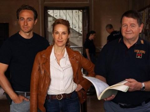 """Das Erste / """"Der Bozen-Krimi"""": Drehstart für zwei neue Filme der erfolgreichen ARD Degeto-Reihe mit Chiara Schoras als """"Frau Commissario"""" Sonja Schwarz"""