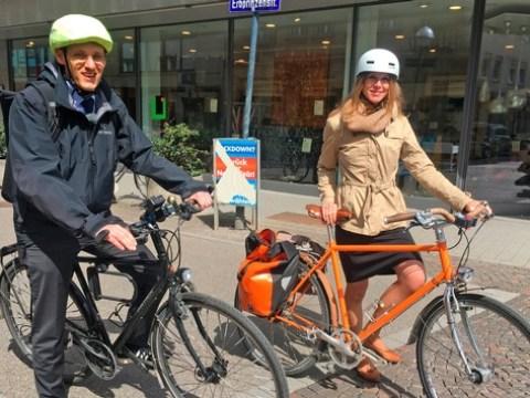 #besserRadfahren: Radfahrer*innen fühlen sich von PKW bedrängt