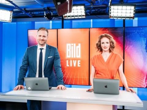 """Screenforce Days 2021: """"Ongoing News und Opinion"""": BILD ist der erste Sender, der live Schlagzeilen macht"""