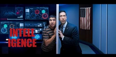 """Ein Comedy-Duo im Einsatz für internationale Sicherheit: / Das Sky Original """"Intelligence"""" im Juni bei Sky"""