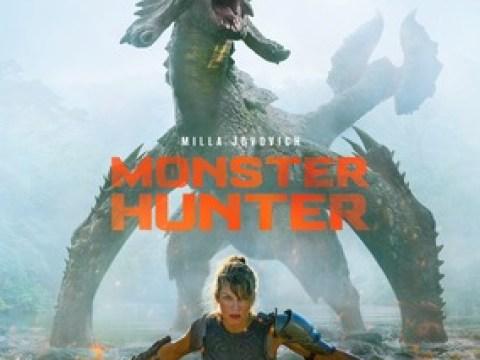 MONSTER HUNTER bringt die Kinos endlich wieder zum Beben! / Der Fantasy-Actionthriller ab 1. Juli 2021 im Kino