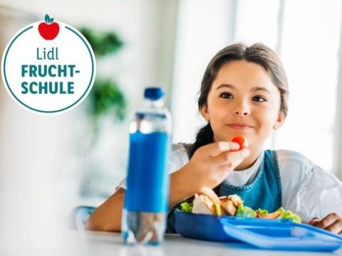 Lidl-Fruchtschule startet wieder / Kostenlose Online-Materialien zur Ernährungsbildung von Grundschülern für Lehrer und Eltern