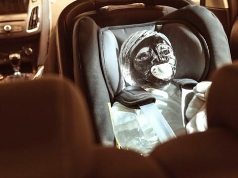 Neue Technologie von Ford schützt Kinder und Haustiere im Auto vor gefährlichem Hitzschlag