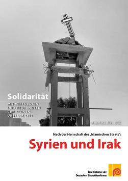 Deutsche Bischofskonferenz veröffentlicht Arbeitshilfe zur Situation in Syrien und im Irak