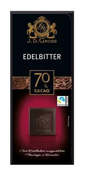 """Stiftung Warentest bewertet Edelbitterschokolade von Lidl mit der Note """"gut"""""""