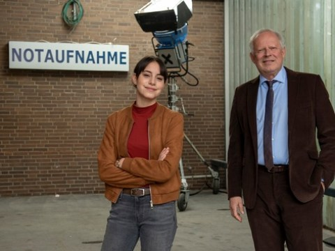 "NDR dreht neuen Kieler ""Tatort"" mit Axel Milberg und Almila Bagriacik"