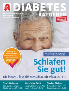 Nachtruhe: Was Diabetes-Patienten gegen Schlafstörungen hilft