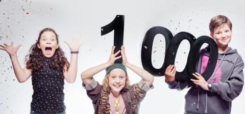 """Jubiläum zum Staffelfinale: 1.000 Folgen """"Schloss Einstein"""""""