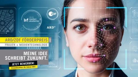 Gesucht: Zukunftsideen! ARD und ZDF prämieren innovative Forschungsergebnisse von Frauen aus dem Bereich der Medientechnologie